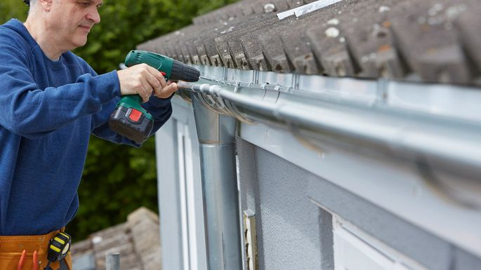 Get the high quality gutter repair professional you need