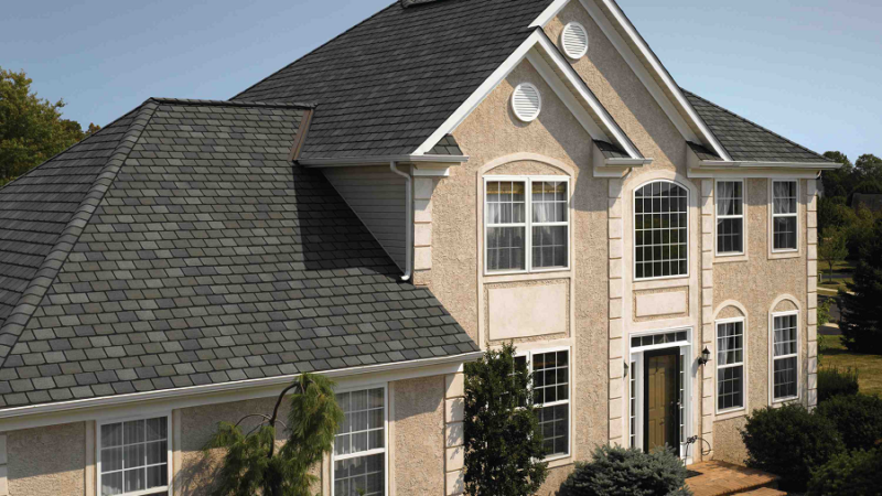 Few Different Roofing Materials Used for Residences
