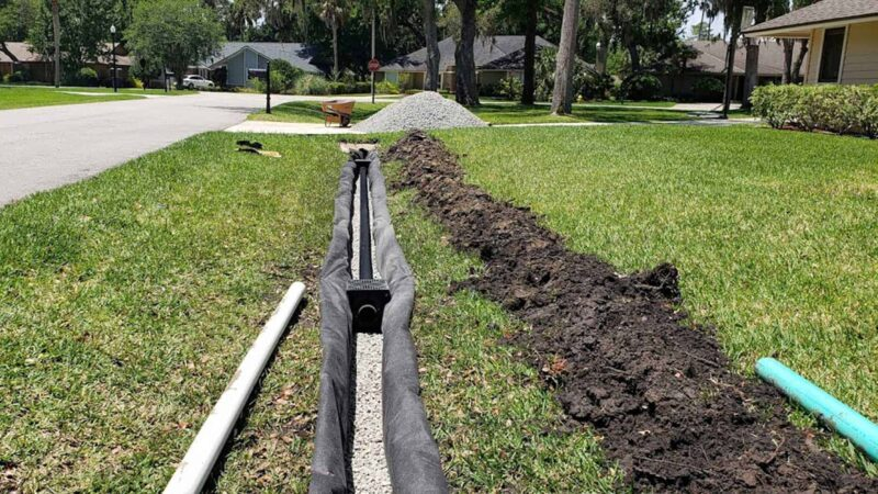 Do You Want To Install A French Drain?