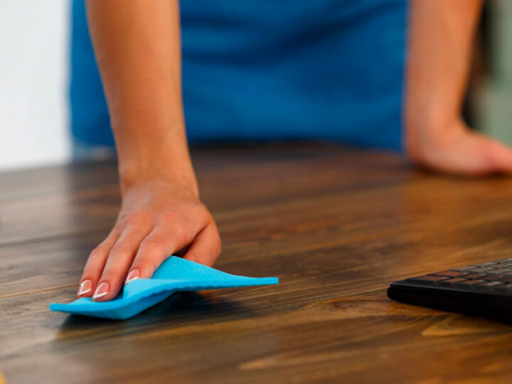 Reasons why you should not rely on your employees for cleaning your office